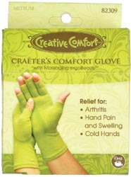 click here to view larger image of Crafter's Comfort Glove (accessory)