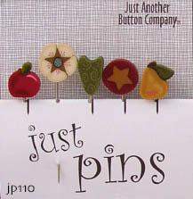 click here to view larger image of Just Pins - Winter Assortment (pin)