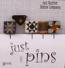 click here to view larger image of Just Pins - Around The Block (pin)