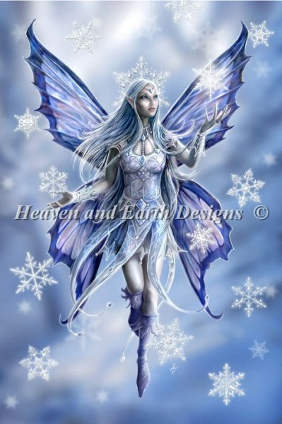 click here to view larger image of Snow Fairy (chart)
