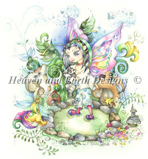 click here to view larger image of Tiny In Fairyland (chart)