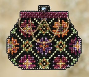 click here to view larger image of Coin Purse (counted cross stitch kit)