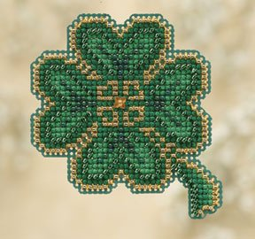 click here to view larger image of Lucky Day (counted cross stitch kit)