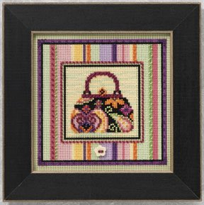 click here to view larger image of Handbag (counted cross stitch kit)