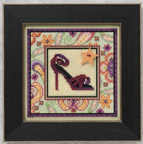 click here to view larger image of High Heel (counted cross stitch kit)