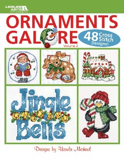 click here to view larger image of Ornaments Galore - Volume 2 (book)