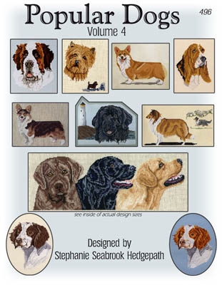 click here to view larger image of Popular Dogs Volume 4 (chart)