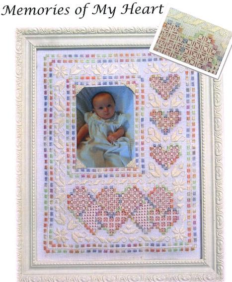 click here to view larger image of Memories of my Heart (chart)