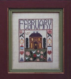 click here to view larger image of February House (chart)