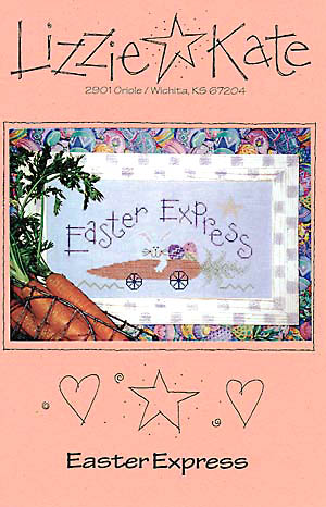 click here to view larger image of Easter Express (chart)