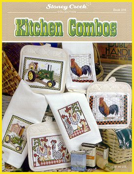 click here to view larger image of Kitchen Combos (book)