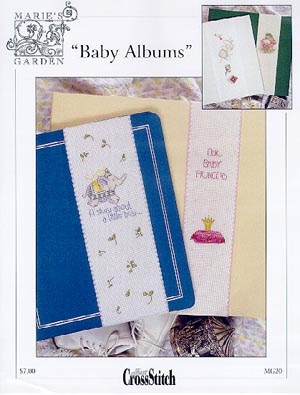 click here to view larger image of Baby Albums (chart)