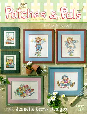 click here to view larger image of Patches & Pals (chart)
