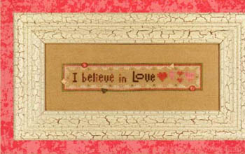 click here to view larger image of Believe in Love (Wee one) (chart)