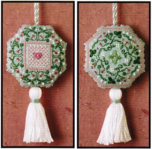 click here to view larger image of Colonial Roses Fob (chart)