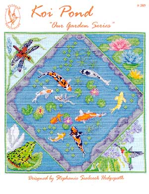 click here to view larger image of Koi Pond (chart)