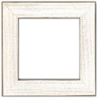 click here to view larger image of Mill Hill Frame - Antique White (frame (ready made))