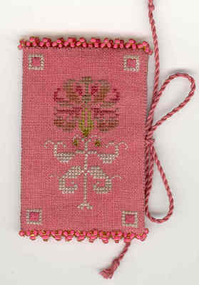 click here to view larger image of Autumn Etui Needlebook (counted cross stitch kit)