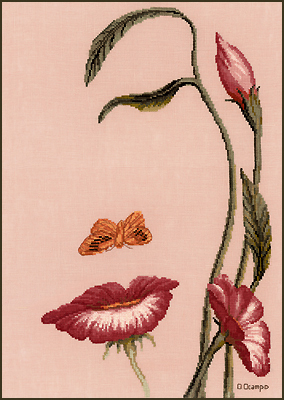 click here to view larger image of Mouth of the Flower (chart)