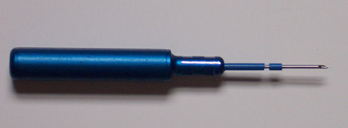 click here to view larger image of Punch Embroidery Needle  (accessory)