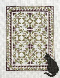 click here to view larger image of Flying Geese (counted cross stitch kit)