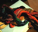 click here to view larger image of Valdani Threads (6 ply skeins) (fibers)