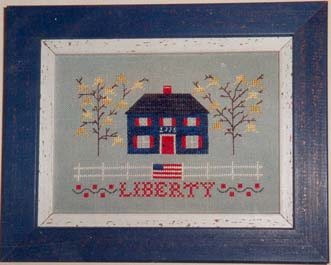 click here to view larger image of American Dreams - Liberty (chart)