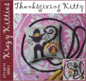 click here to view larger image of Thanksgiving Kitty (chart)