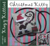 click here to view larger image of Christmas Kitty (chart)
