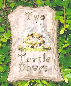 click here to view larger image of Two Turtle Doves (chart)