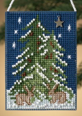 click here to view larger image of Forest Tree  (2010) (counted cross stitch kit)