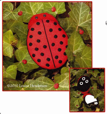 click here to view larger image of Lady Bug Etui (chart)