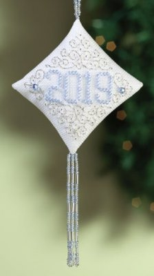click here to view larger image of Time to Celebrate  (2010) (counted cross stitch kit)