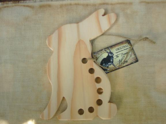 click here to view larger image of Rabbit Thread Keeper - Light (Storage and Craft Organisers)
