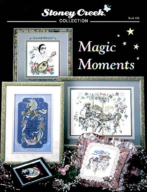 click here to view larger image of Magic Moments (book)