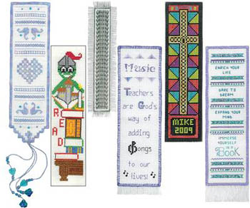 click here to view larger image of Bookmarks For Literacy (chart)