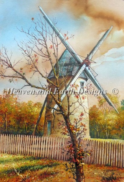 click here to view larger image of Windmill in Dordogne (chart)