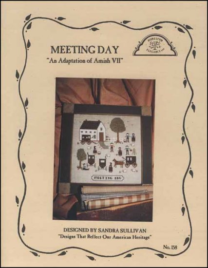 click here to view larger image of Meeting Day (chart)