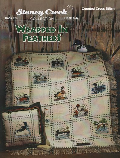 click here to view larger image of Wrapped in Feathers (book)