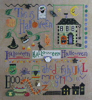 click here to view larger image of This Is Halloween (chart)