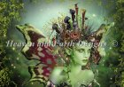 click here to view larger image of Green Faerie, The (chart)