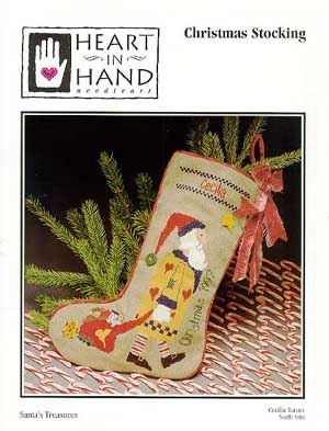 click here to view larger image of Christmas Stocking (chart)
