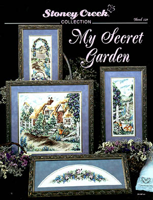 click here to view larger image of My Secret Garden (book)