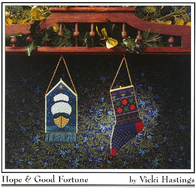 click here to view larger image of Hope & Good Fortune (chart)