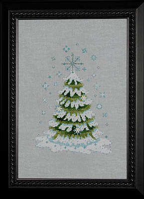 click here to view larger image of Christmas Tree 2010 Kit (counted cross stitch kit)
