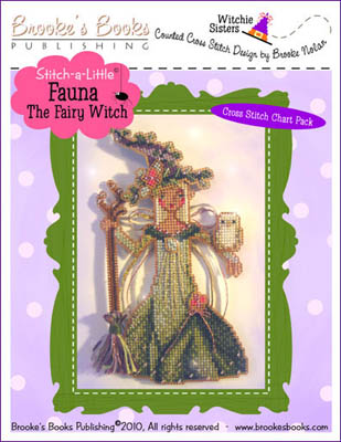 click here to view larger image of Fauna The Fairy Witch (chart)