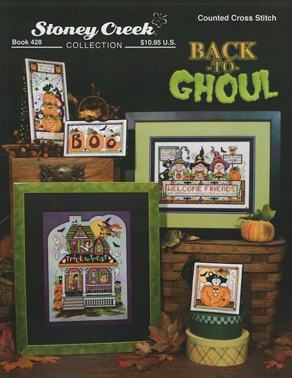 click here to view larger image of Back To Ghoul (chart)