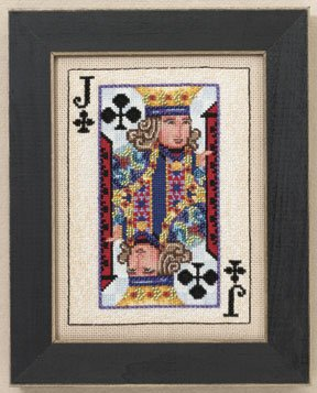 click here to view larger image of Jack (counted cross stitch kit)