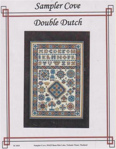 click here to view larger image of Double Dutch (chart)