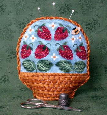 click here to view larger image of Berry Basket (chart)